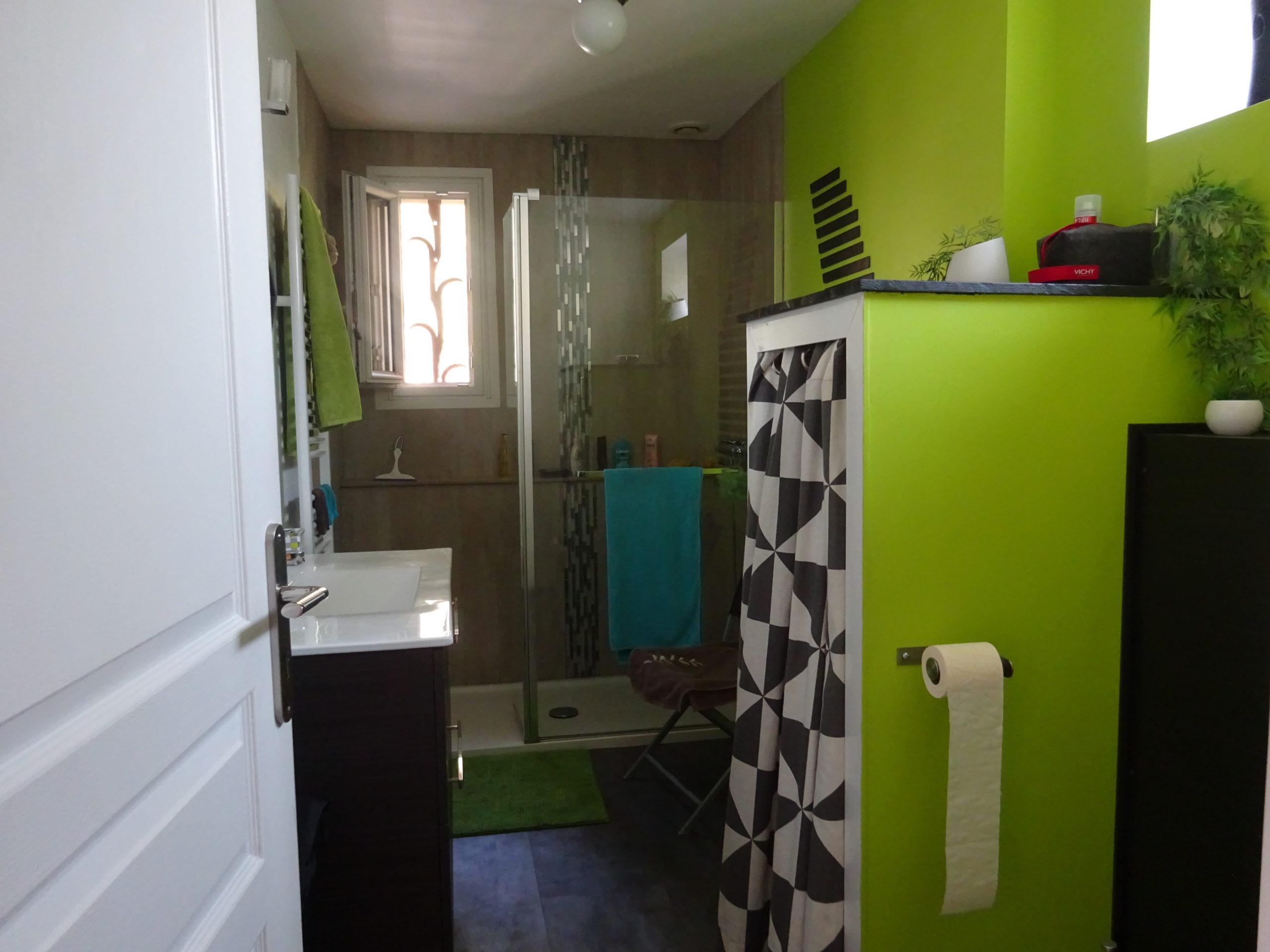 AVANT Bellegarde - Salle de bain