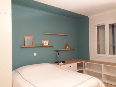 Décoration d'une chambre – 12m² – Comps (30)