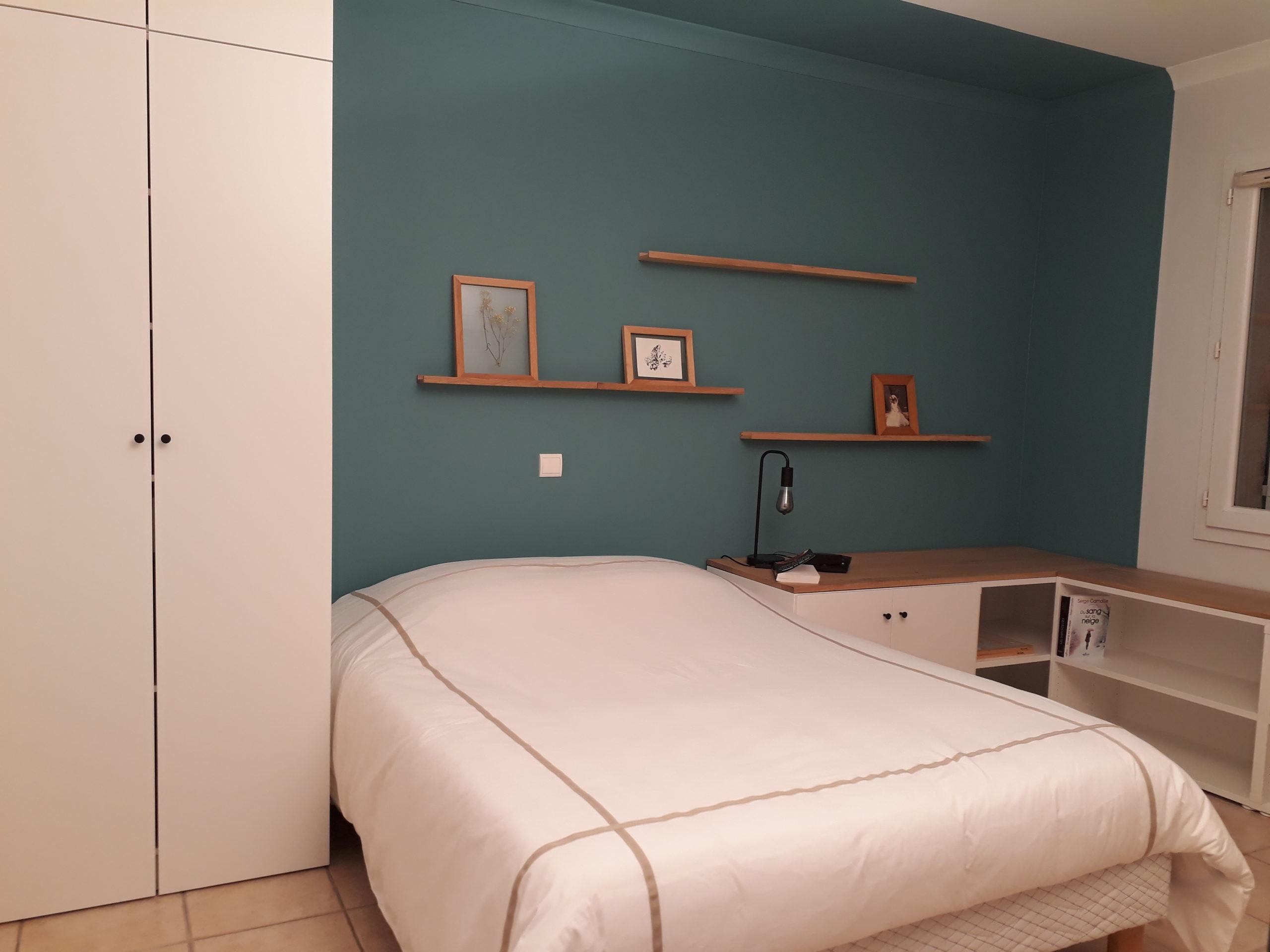 Aménagement et décoration d'une chambre  -Comps