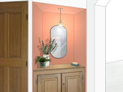 Rendez-vous conseil décoration Entrée et Salon – Manduel