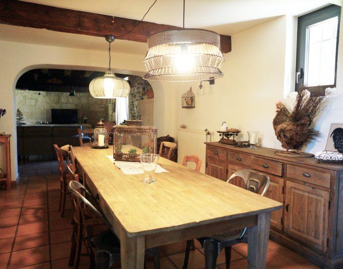 Restructuration du RDC et création d'un cuisine – 70m² – Arles
