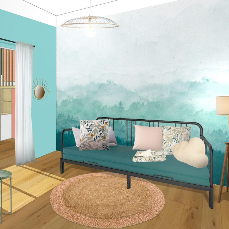 50's - CHAMBRE PROJET