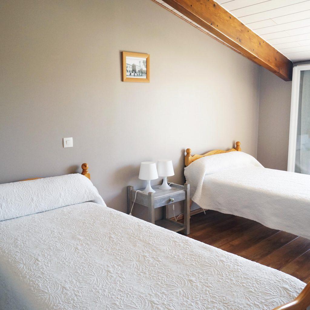Chambre petits lit
